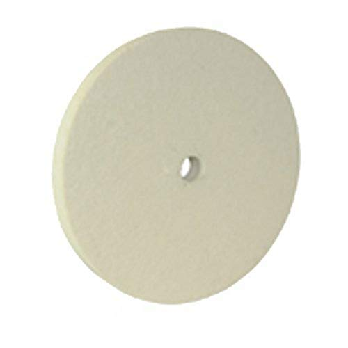Silverline 105898 - Rueda pulidora de fieltro (150 mm)