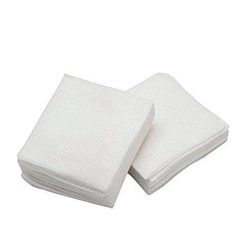 R Tee Ultra Soft Disposable Face Cleaning Cloth, Beauty Towel, Dry Wipe, Durable for Cleansing, Facial, Makeup Removal, Multipurpose Tissue Napkin (50 Sheets/Pack-6×6 Inches)- Pack of 3 (150 Wipes)