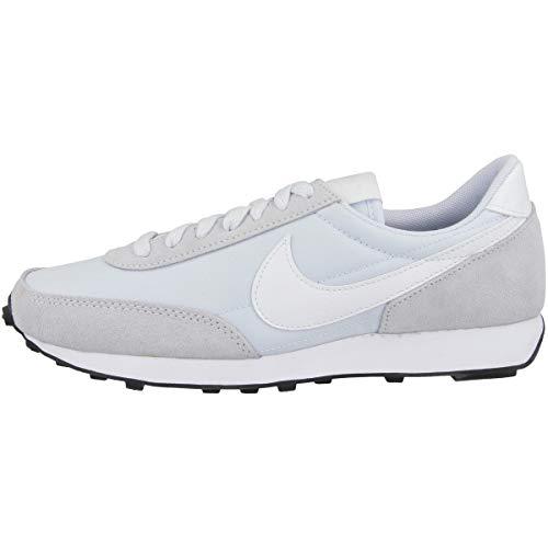 Nike Scarpe da corsa da donna Daybreak, Blu (Pallone da calcio grigio nero e bianco Ck2351 009), 42 EU