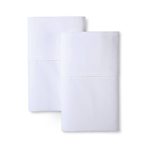 Hotel Sheets Direct 100% Bamboo Queen Pillowcases 20 x 30 inch - Better Than Silk, Cool, Soft, Great for Hair, Hypoallergenic - White