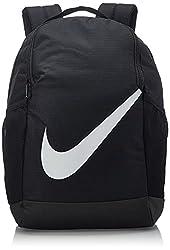 cheap Backpack NIKE Youth Brasilia – Autumn 19, Black / Black / White, etc.