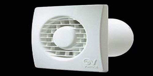 Vortice MF 120/5' 20W Weiß - Ventilatoren (Weiß, 20 W, 179 mm, 89 mm, 179 mm, 610 g)