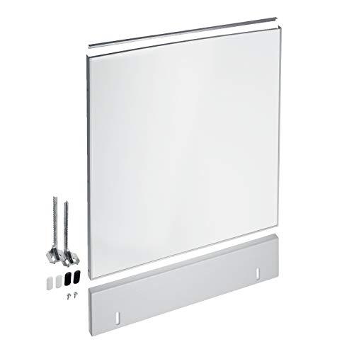 Miele GDU60/60-1 Dekorset-Unterbau / für perfekten Umbau eines integrierten Geschirrspülers zu einem Unterbau-Gerät / brillantweiß