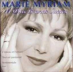14 Plus Grands Succès de Marie Myriam
