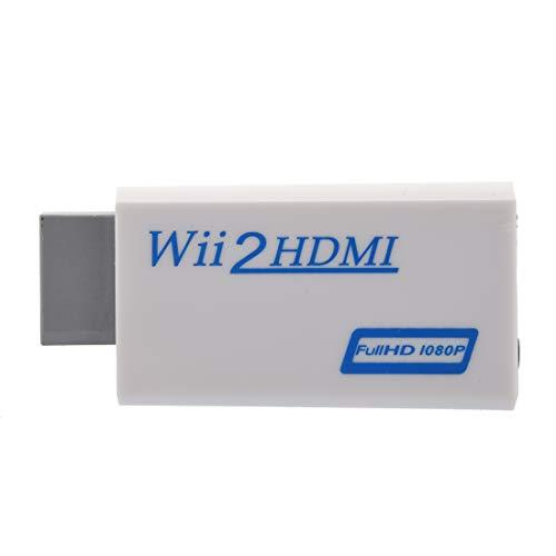Cikuso Wii mit HDMI 480P Converter Fuer Wii Konsole