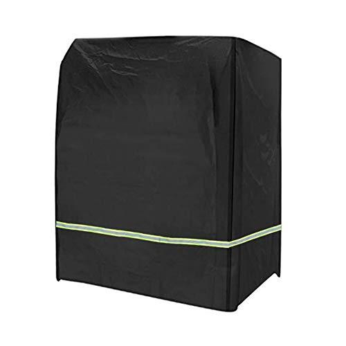 Funda para sillón de playa, impermeable, transpirable, resistente a los rayos UV, funda para sillón de playa para muebles de exterior de alto rendimiento, 135 x 105 x 175 / 140 cm