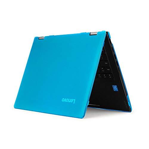 mCover Funda rígida para portátiles Lenovo IdeaPad Flex 5-14ARE05 / 14IIL05 / 81X1 / 81X2 Series Convertible (tamaño: 12,6 x 8,5 x 2,05 cm), color azul