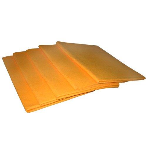 Chamois Value Pack (5 pieces) - Orange