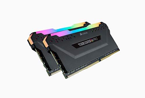 CORSAIR Vengeance RGB Pro Series 32GB (2X 16GB) DDR4 3200MHz CL16