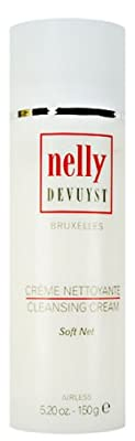 Nelly De Vuyst Soft Net Cleansing Cream 5.3oz(150g) Prof Beauty Skincare