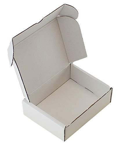 Versandkartons/Geschenkverpackungen, Weiß oder Braun, 7