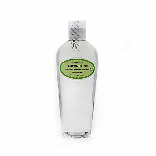 Fractionated Coconut Oil 8 Oz
