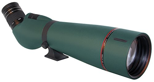 Alpen Optics RAINIER ED HD 25-75x86 w/45 degree eyepiece Waterproof Fogproof Spotting scope. (Winner of Editor's Choice as seen in Outdoor Life Magazine's Gear Test).