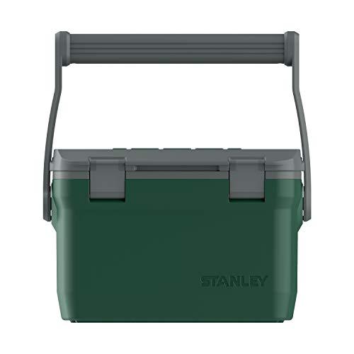 STANLEY(スタンレー) 新ラッチ クーラーボックス 6.6L グリーン 保冷 頑丈 アウトドア キャンプ 釣り レジ...