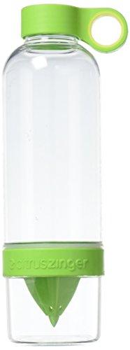 Zing Anything CZ100G Trinkflasche Citrus Zinger, 820 ml, grün