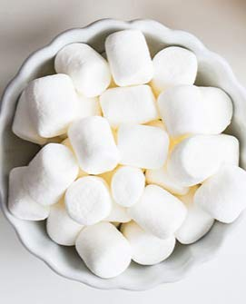 Candy Shop White Mini Soft Marshmallows - 2 lb Bag