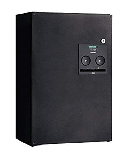 パナソニック(Panasonic) 戸建住宅用宅配ボックス COMBO ハーフタイプ FF(前出し) 左開き 鋳鉄ブラック CTNR4030LTB