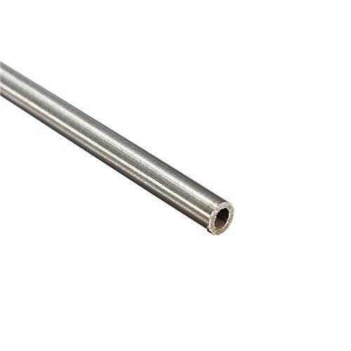 ChenXi Shop 2 piezas OD 6 mm x 5,6 mm ID tubo...