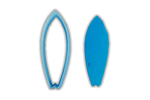 Surf Board Cookie Cutter - LARGE - 4 Inches
