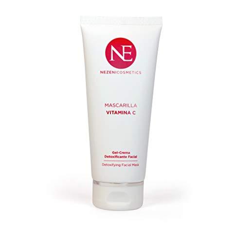 Mascarilla Vitamina C Nezeni Cosmetics Bajo en Conservantes