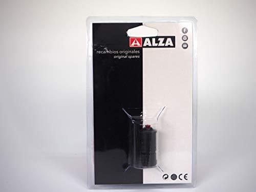 Sanfor 01179 Blíster Válvula ALZA modelo OMEGA, Acero, PLATEADO