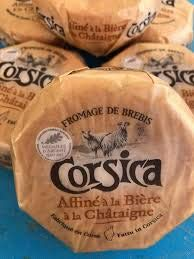 Corsica affiné à la bière de chataîgne 210gr(VERFEINERT MIT KASTANIENBIER)