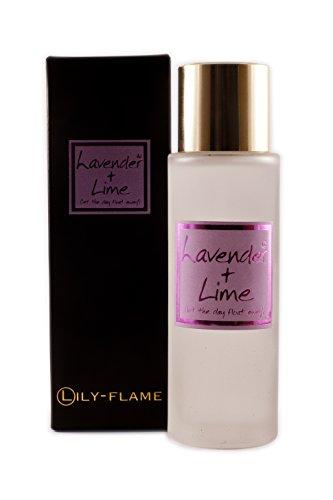 Lily-Flame Lavendel und Limette BXD Zimmer Mist Spray, Violett
