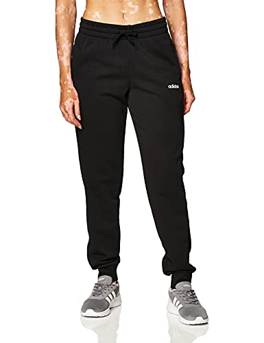adidas Damen Essentials Solid Trainingshose, Black, M