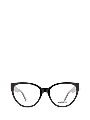 Balenciaga Luxury Fashion Damen BB0064O001 Schwarz Acetat Brille | Jahreszeit Permanent