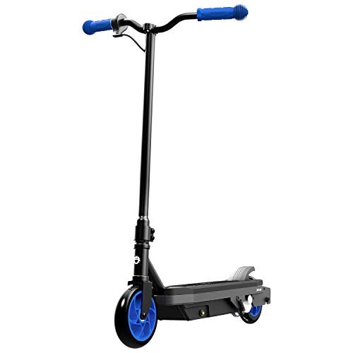 Jetson Tempo Electric Scooter, Kick to Start Motor, with Twist Throttle and Rear...