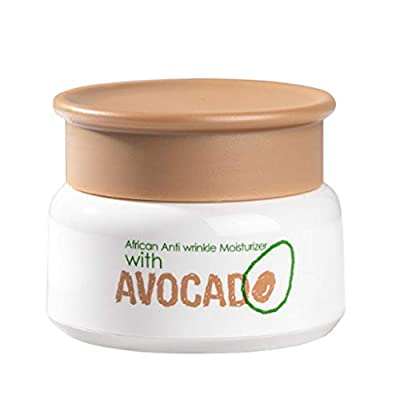 zhiwenCZW 35g Avocado Oil Paste Facial Cream Oil Control Brighten Anti Wrinkle Tender Face Moisturizing Lighten Whiten Soften Skin Care