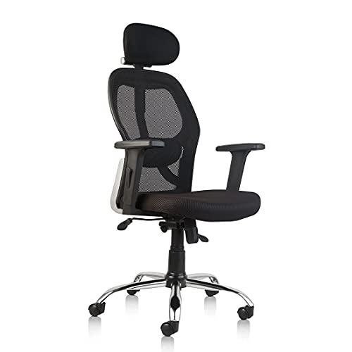 CELLBELL ® C100 Mesh High-Back Office/Computer/Desk Chair (Black)