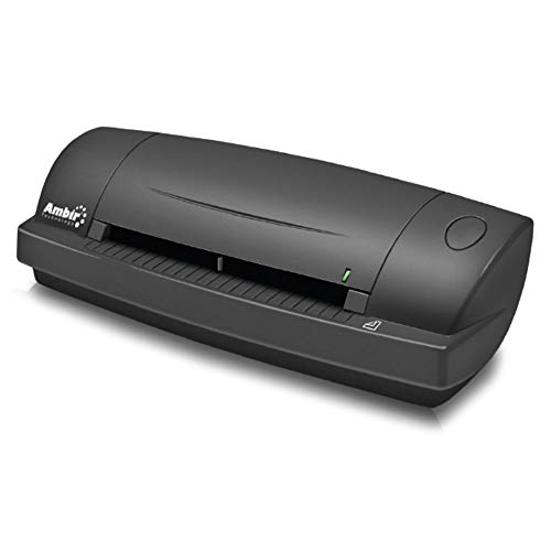 Ambir ImageScan Pro 687 Duplex Card Scanner for Windows PC