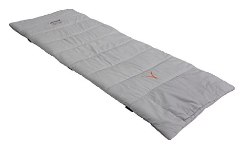 Grand Canyon Camping Bed Cover M, Grey