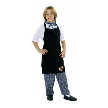Disfraz de castañero infantil - Talla - 7-9 años: Amazon.es ...