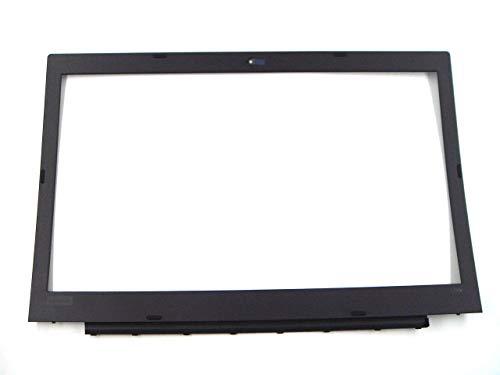 Piezas genuinas para Lenovo ThinkPad L580 15.6 'LCD frontal bisel cubierta para cámara 01LW240