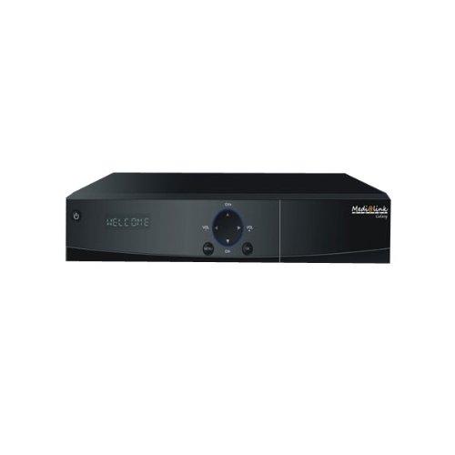 Medi@link Galaxy Digital FULLHD Sat Receiver He@d Medialink LAN USB CI