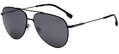 Hugo Boss Gafas de sol (BOSS-1219-F-SK RZZT4), color negro y gris