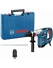 Młot udarowo-obrotowy GBH 4-32 DFR Bosch Professional (900 W, SDS plus, maks. energia udaru: 4,2 J, ogranicznik głębokości: 310 mm, walizka)
