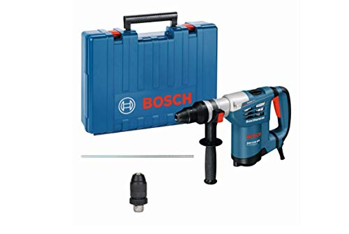 Bosch Professional Perforateur GBH 4-32 DFR (900 W, SDS Plus, Force de Frappe Maxi : 4,2 J, Butée de Profondeur : 310 mm, dans Coffret)