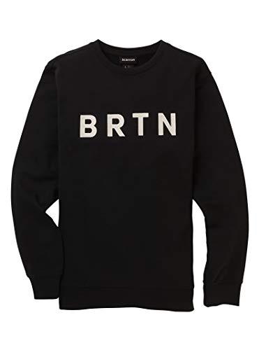 Burton Herren Brtn Sweatshirt, True Black, L