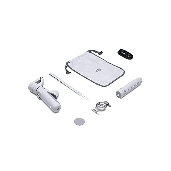 RetinaPix Buy DJI OM 5-Handheld 3-Axis Smartphone Gimbal Stabilizer with Grip Tripod