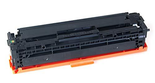 plano LaserTonerCartridge kompatibel für Hewlett Packard CB541A Toner TOP-Qualität Best of Germany 1400 Seiten Super-Ausdrucke