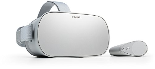 Oculus Go, Gafas y Auriculares Independientes De Realidad Virtual, 32 Gb