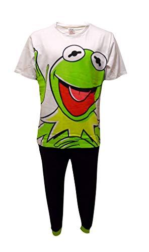 The Muppets Kermit Smile Herren Schlafanzug - LGE