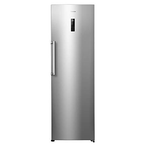 HISENSE FV341N4AS1 Congelatore Monoporta Total No Frost, classe di efficienza energetica A+. Dimensioni (L x P x A): 59,5 x 71,2 x 188,5 cm, Capacità