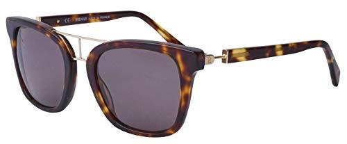 Balmain zonnebril BL2106-3-52 rechthoekig zonnebril 52, bruin