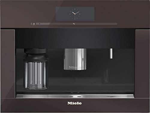 Miele-Máquina de Caffe 'empotrada CVA 6805 HVBR acabado marrón Havana 60 cm