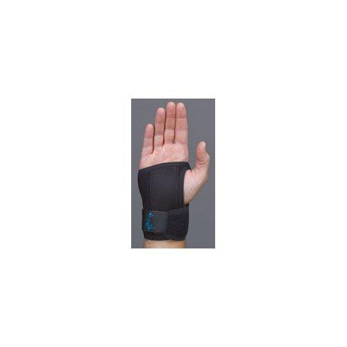 Med Spec GelFlex Wrist Support X-Large Left Brace Max 84% 70% OFF Outlet OFF Black