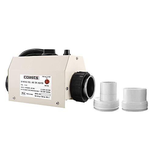 Moracle Termostato 220 V 3KW Termostato del Calentador de Agua 48(mm Diámetro...